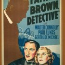 Father Brown Detective (1934) - Walter Connolly  DVD