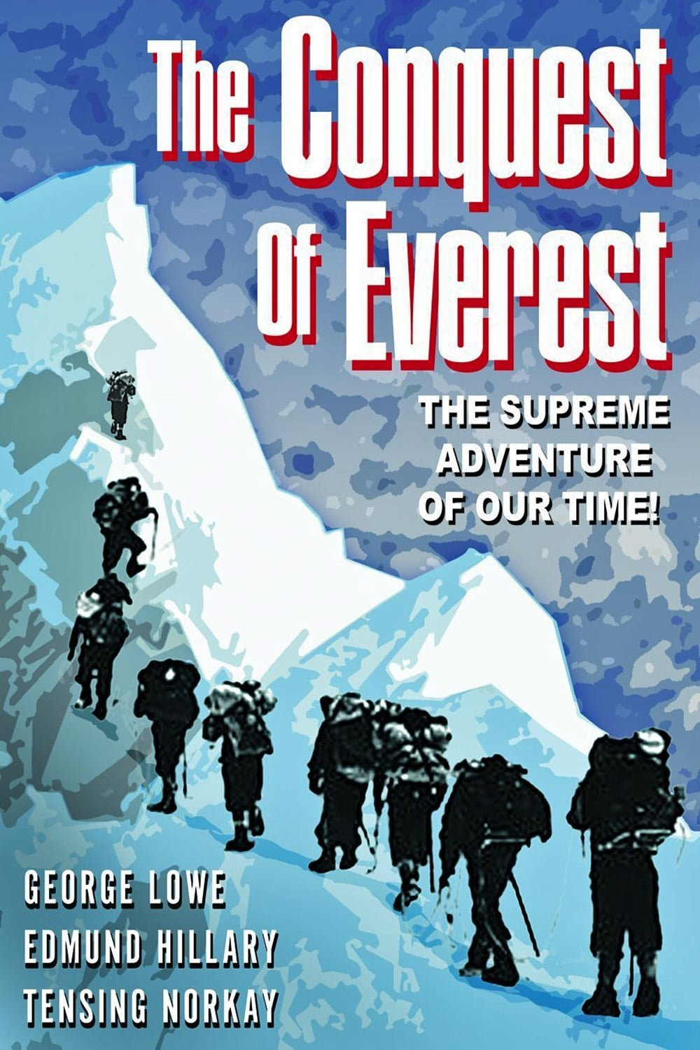 The Conquest Of Everest (1953) - John Hunt  DVD