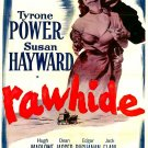 Rawhide (1951) - Tyrone Power  DVD