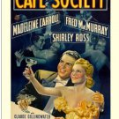 Cafe Society (1939) - Fred MacMurray  DVD
