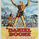 Daniel Boone Trail Blazer (1956) - Bruce Bennett  DVD