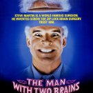 The Man With Two Brains (1983) - Steve Martin  DVD