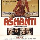 Ashanti (1979) - Michael Caine  DVD