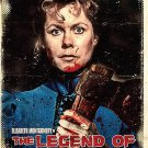 The Legend Of Lizzie Borden (1975) - Elizabeth Montgomery  DVD