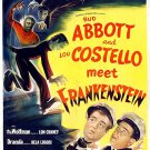 Abbott And Costello Meet Frankenstein (1948)  DVD