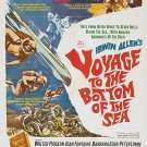 Voyage To The Bottom Of The Sea (1961) - Walter Pidgeon  DVD