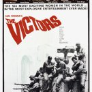 The Victors (1963) - Vince Edwards  DVD