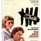 The Mean Season (1985) - Kurt Russell  DVD