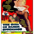 The Girl In Black Stockings (1957) - Lex Barker  DVD