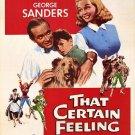 That Certain Feeling (1956) - Bob Hope  DVD
