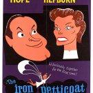 The Iron Petticoat (1956) - Bob Hope  DVD