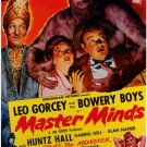 Master Minds (1949) - The Bowery Boys  DVD