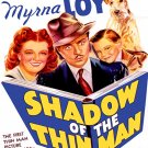 Thin Man : Shadow Of The Thin Man (1941) - William Powell  DVD