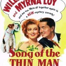 Thin Man : Song Of The Thin Man (1947) - William Powell  DVD