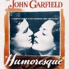 Humoresque (1946) - Joan Crawford  DVD