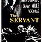The Servant (1963)- Dirk Bogarde  DVD