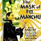 The Mask Of Fu Man Chu (1932) - Boris Karloff  DVD