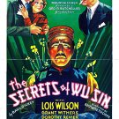 The Secrets Of Wu Sin (1932) - Lois Wilson  DVD