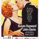 Back Street (1961) - Susan Hayward  DVD