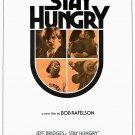 Stay Hungry (1976) - Jeff Bridges  DVD