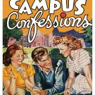 Campus Confessions (1938) - Betty Grable  DVD