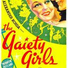 Gaiety Girls AKA Paradise For Two (1937) - Jack Hulbert  DVD