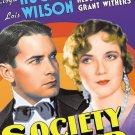 Society Fever (1935) - Lois Wilson  DVD
