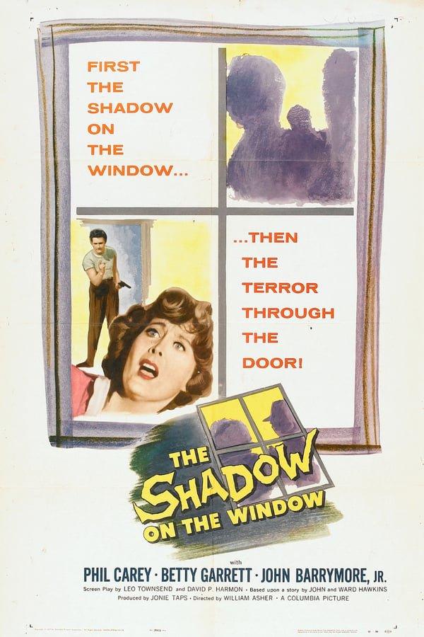 The Shadow On The Window (1957) - Philip Carey  DVD