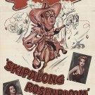 Skipalong Rosenbloom AKA Square Shooter (1951) - Maxie Rosenbloom  DVD