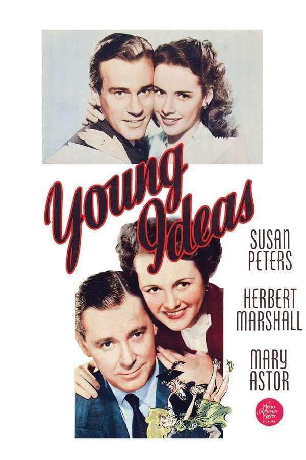 Young Ideas (1943) - Susan Peters  DVD