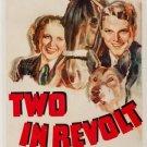 Two In Revolt (1936) - John Arledge  DVD