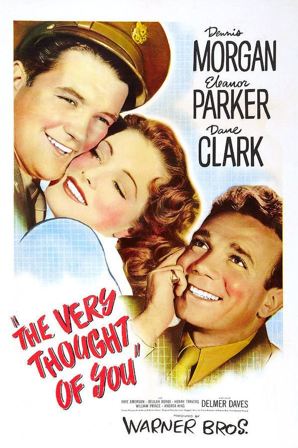 The Very Thought Of You (1944) - Dennis Morgan  DVD