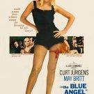 The Blue Angel (1959) - Curd Jürgens  DVD