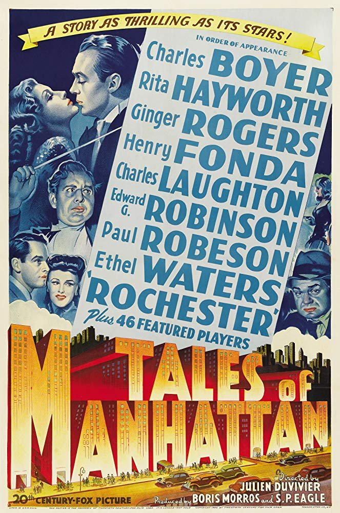 Tales Of Manhattan (1942) - Charles Boyer DVD