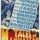 Tales Of Manhattan (1942) - Charles Boyer DVD