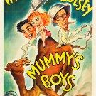 Mummy´s Boys (1936) - Wheeler & Woolsey  DVD