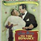 I´ll Take Romance (1937) - Melvyn Douglas  DVD