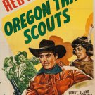 Red Ryder : Oregon Trail Scouts (1947) - Allan Lane  DVD
