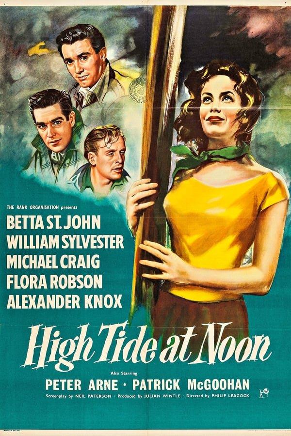 High Tide At Noon (1957) - Betta St. John  DVD