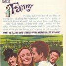 Fanny (1961) - Leslie Caron  DVD