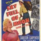 Sky Full Of Moon (1952) - Jan Sterling  DVD