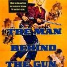 The Man Behind The Gun (1953) - Randolph Scott  DVD