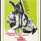 The File Of The Golden Goose (1969) - Yul Brynner  DVD