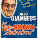 Father Brown AKA The Detective (1954) - Alec Guinness  DVD