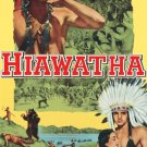 Hiawatha (1952) - Vince Edwards  DVD