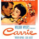 Carrie (1952) - Laurence Olivier  DVD