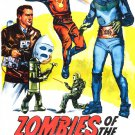 Zombies Of The Stratosphere (1952) - Judd Holdren  Color Version  DVD