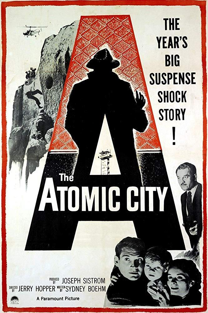 The Atomic City (1952) - Gene Barry  DVD