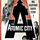The Atomic City (1952) - Gene Barry  DVD