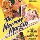 The Narrow Margin (1952) - Charles McGraw  DVD